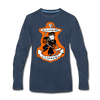 Baltimore Clippers Long Sleeve T-Shirt (Premium) - navy