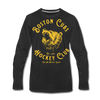 Boston Cubs Long Sleeve T-Shirt (Premium) - black