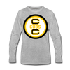 Cape Cod Cubs Long Sleeve T-Shirt (Premium) - heather gray