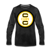 Cape Cod Cubs Long Sleeve T-Shirt (Premium) - charcoal gray