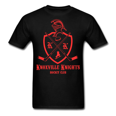 Knoxville Knights Coat of Arms T-Shirt - black