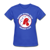 Rhode Island Reds Women's T-Shirt - royal blue