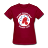 Rhode Island Reds Women's T-Shirt - dark red