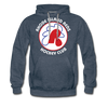 Rhode Island Reds Hoodie (Premium) - heather denim