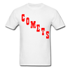 Clinton Comets T-Shirt - white