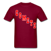 Clinton Comets T-Shirt - burgundy