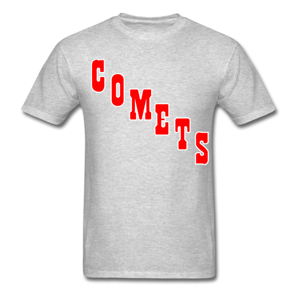 Clinton Comets T-Shirt - heather gray