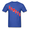 Clinton Comets T-Shirt - royal blue