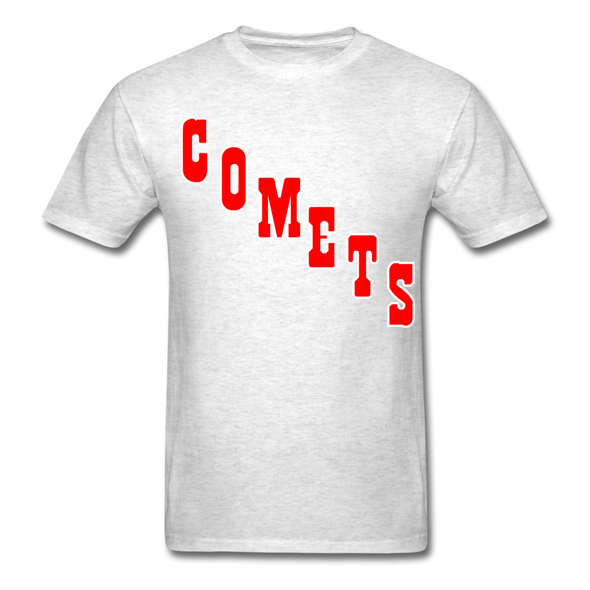 Clinton Comets T-Shirt - light heather gray