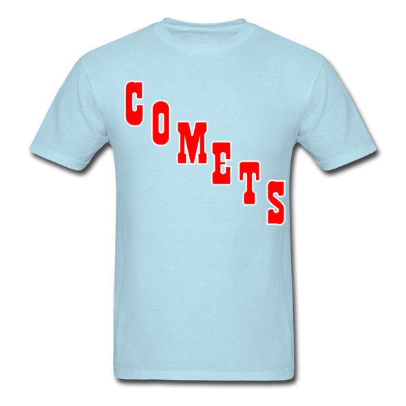 Clinton Comets T-Shirt - powder blue