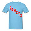 Clinton Comets T-Shirt - aquatic blue