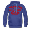 Philadelphia Blazers Double Sided Premium Hoodie - royalblue