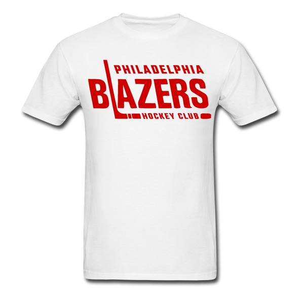 Philadelphia Blazers Text T-Shirt - white