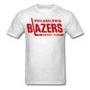 Philadelphia Blazers Text T-Shirt - light heather gray