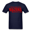 Philadelphia Blazers Text T-Shirt - navy