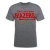 Philadelphia Blazers Text T-Shirt - mineral charcoal gray