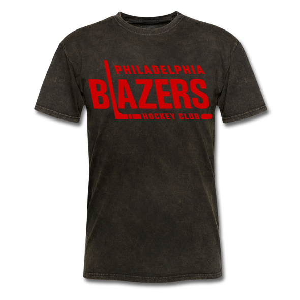 Philadelphia Blazers Text T-Shirt - mineral black