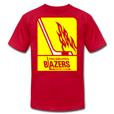 Philadelphia Blazers T-Shirt (Premium) - red