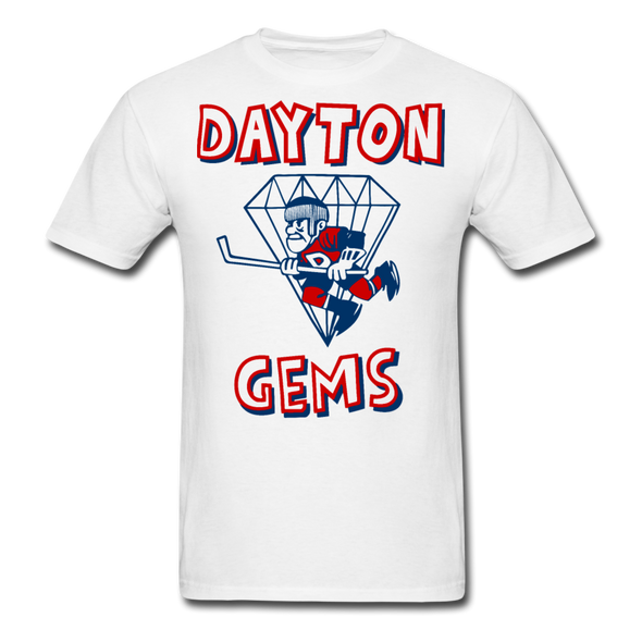 Dayton Gems T-Shirt - white