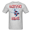 Dayton Gems T-Shirt - heather gray