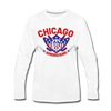 Chicago Americans Long Sleeve T-Shirt - white