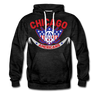 Chicago Americans Hoodie (Premium) - charcoal gray