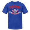 Chicago Americans T-Shirt (Premium) - royal blue