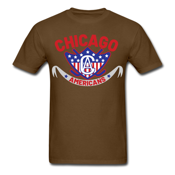 Chicago Americans T-Shirt - brown