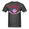 Chicago Americans T-Shirt - heather black