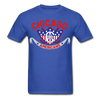 Chicago Americans T-Shirt - royal blue