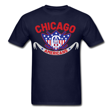 Chicago Americans T-Shirt - navy
