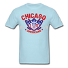 Chicago Americans T-Shirt - powder blue