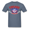 Chicago Americans T-Shirt - denim