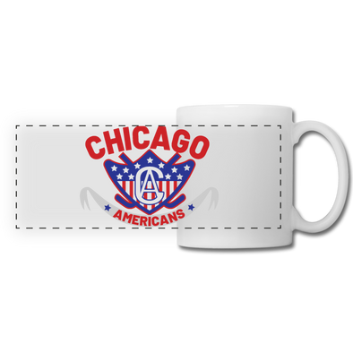 Chicago Americans Mug - white