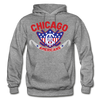 Chicago Americans Hoodie - graphite heather