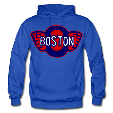 Boston Olympics Hoodie - royal blue