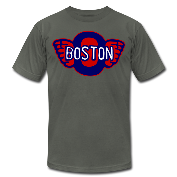 Boston Olympics T-Shirt (Premium) - asphalt