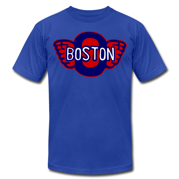 Boston Olympics T-Shirt (Premium) - royal blue