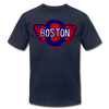 Boston Olympics T-Shirt (Premium) - navy