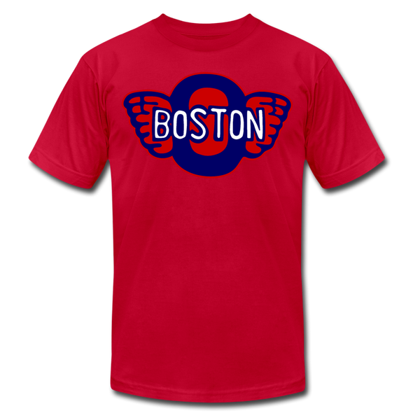 Boston Olympics T-Shirt (Premium) - red