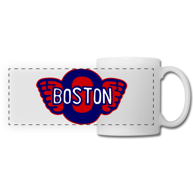 Boston Olympics Mug - white
