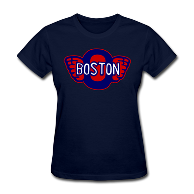 Boston Olympics Women's T-Shirt - navy