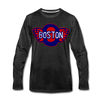 Boston Olympics Long Sleeve T-Shirt - charcoal gray