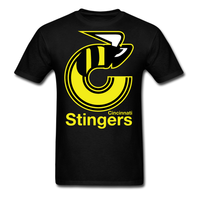 Cincinnati Stingers T-Shirt - black