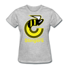 Cincinnati Stingers Women's T-Shirt - heather gray