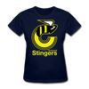 Cincinnati Stingers Women's T-Shirt - navy