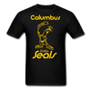 Columbus Golden Seals T-Shirt - black