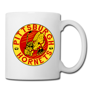 Pittsburgh Hornets Mug - white