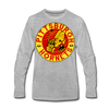 Pittsburgh Hornets Long Sleeve T-Shirt - heather gray