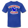 Philadelphia Falcons T-Shirt (Premium) - royal blue